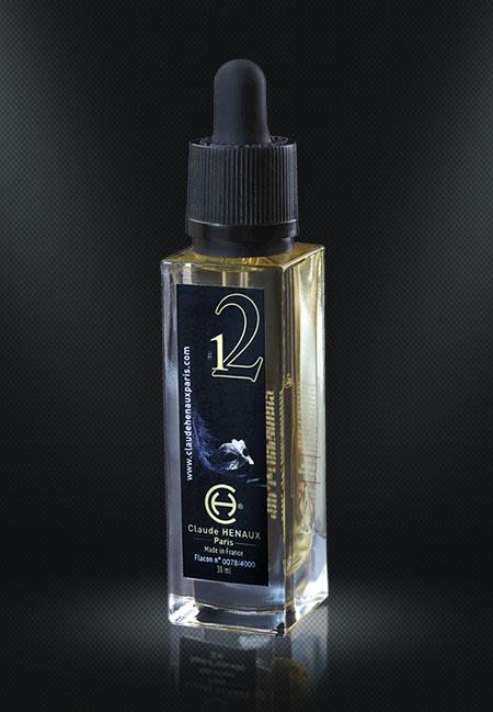 #12 - Colombo - e liquide tabac par Claude Henaux Paris